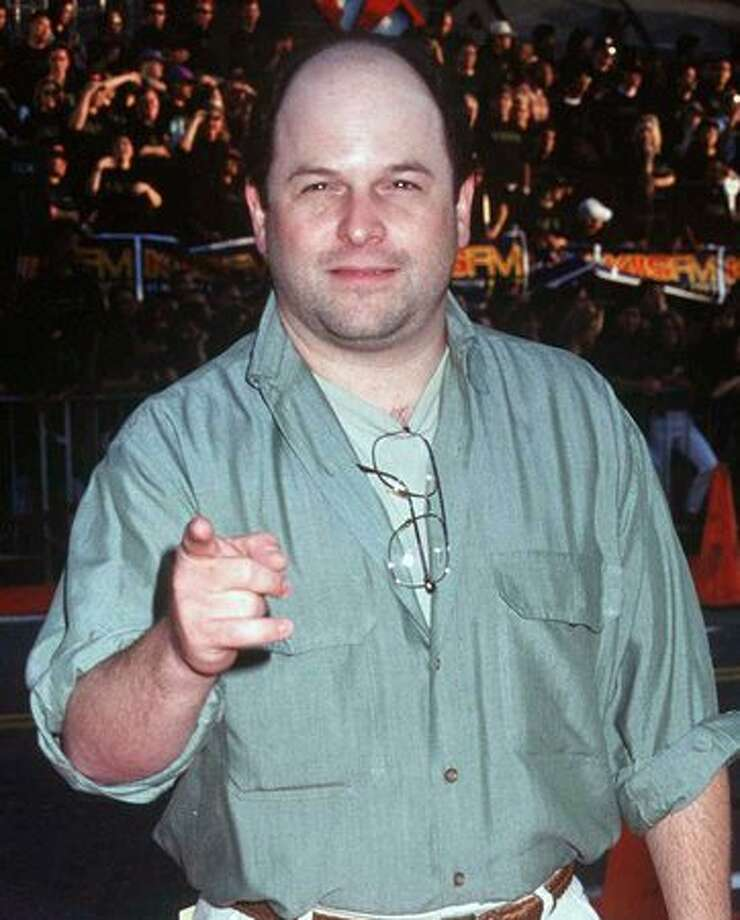 "We begin our second installment of actors through the years with ""Seinfeld"" and rom-com veteran Jason Alexander, seen here on June 11, 1996 at age 36. Photo: Getty Images"