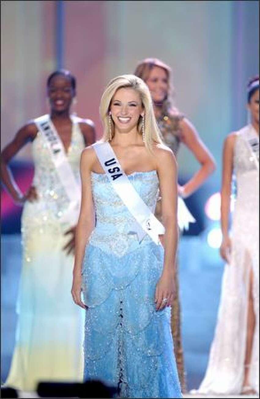 Shandi Finnessey, Miss USA.