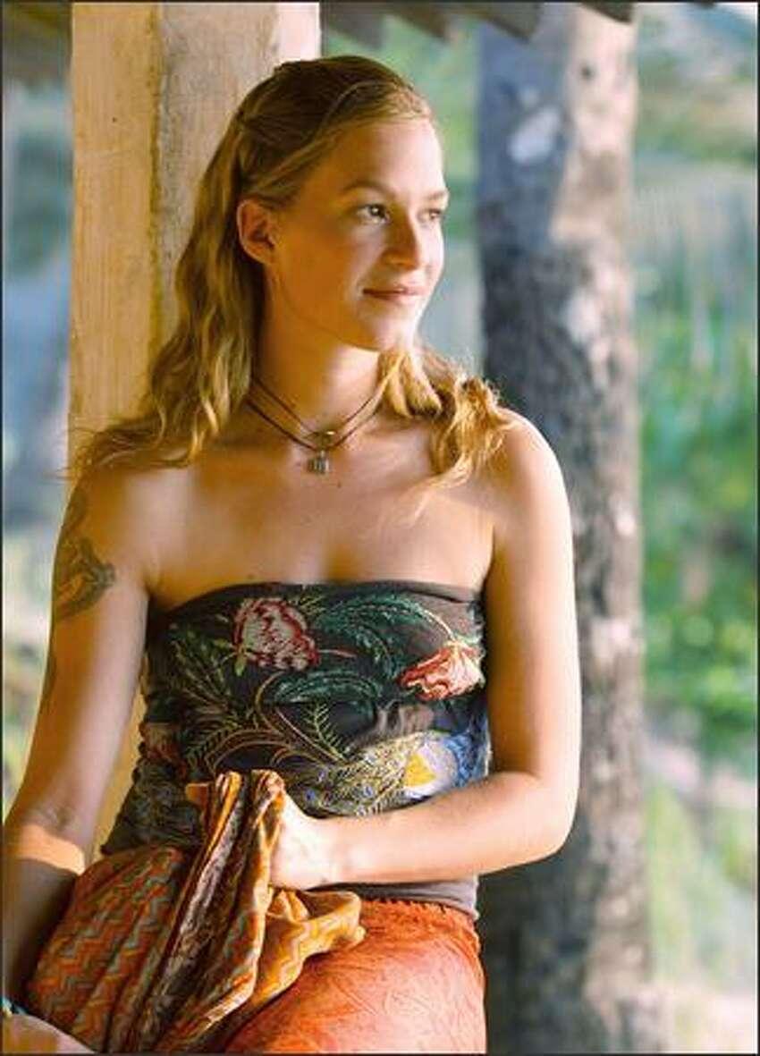 Franka Potente as Marie.