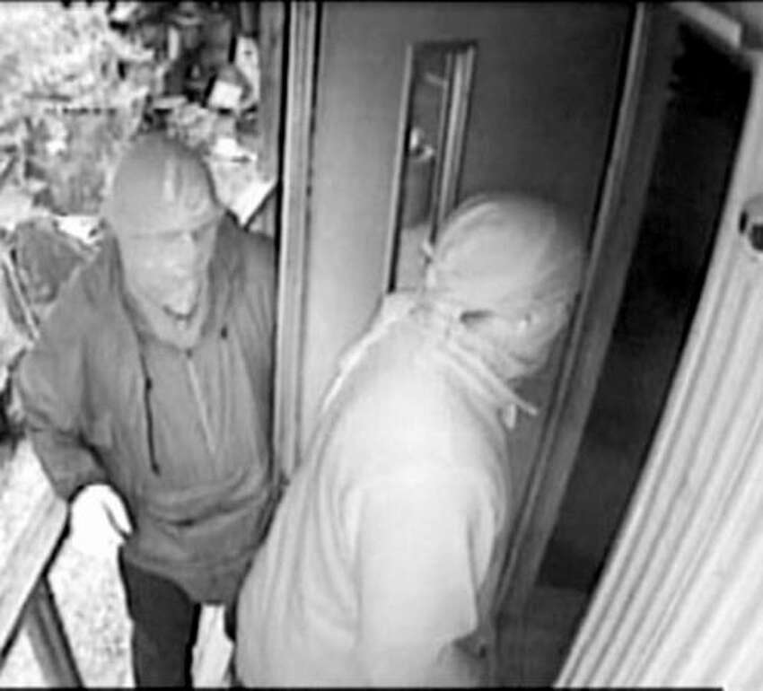 A surveillance image from an August 19 Vashon Island home-invasion robbery in the 9400 block of Southwest Gorsuch Road. Read more about the robbery here.