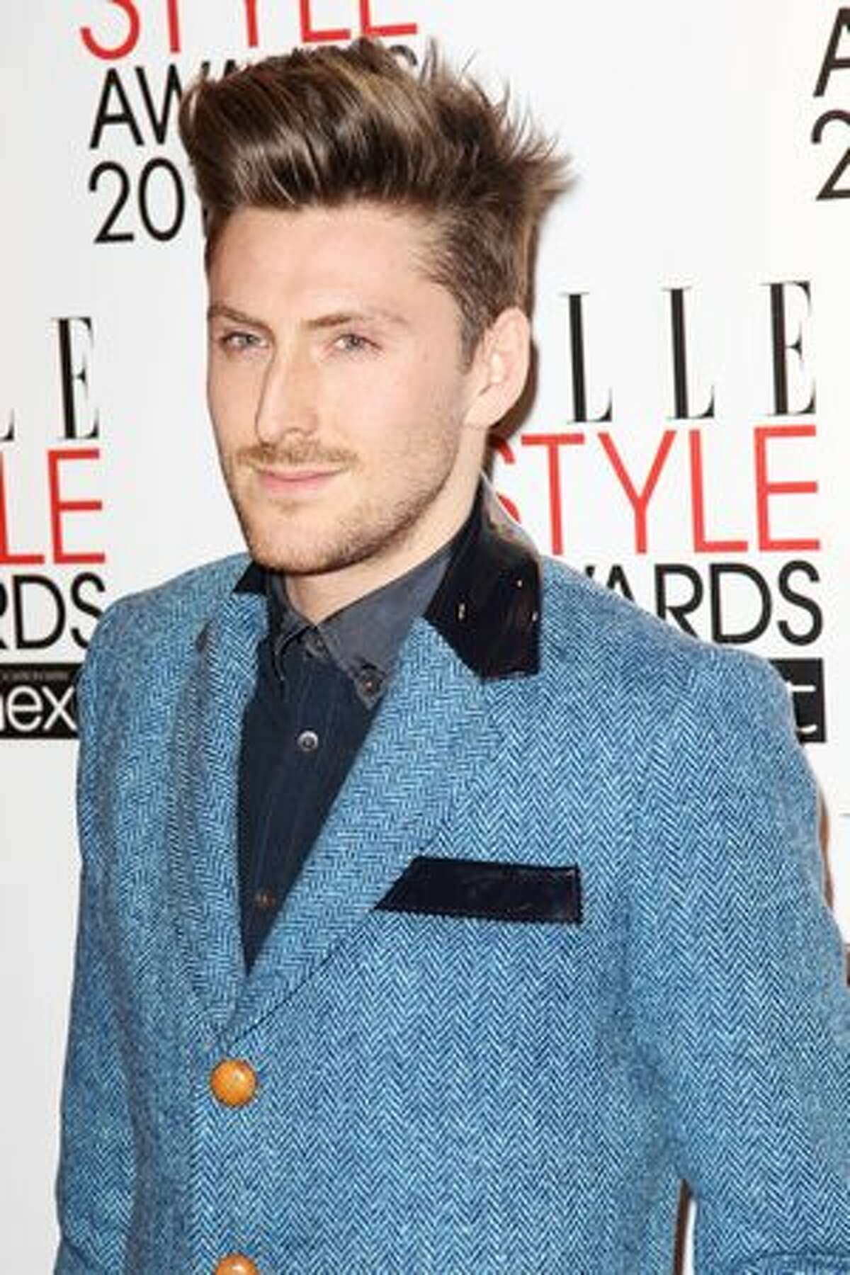 Henry Holland arrives at the ELLE Style Awards 2011 held at The Grand Connaught Rooms in London, England.