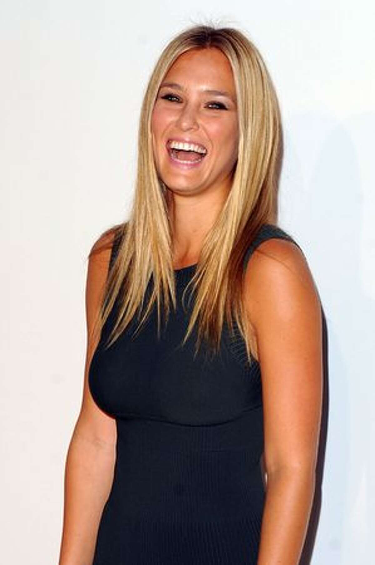 Model Bar Refaeli attends.