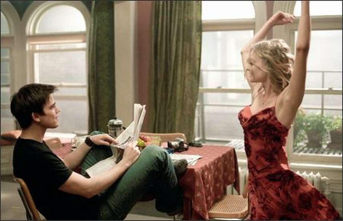Matthew (Josh Hartnett) falls hopelessly in love with Lisa (Diane Kruger).