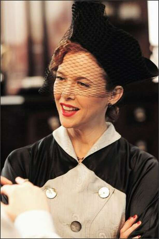 """Julia (Annette Bening) is approaching a delicate time in her life: at her peak physically and professionally, she is smart enough to know that she is rapidly becoming a """"woman of a certain age."""" Romantic leads will give way to supporting parts as, inevitably, her youth and celebrity fade. Photo: Sony Pictures"""