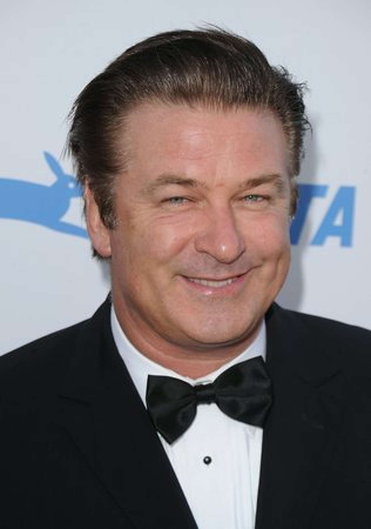 Actor Alec Baldwin arrives.
