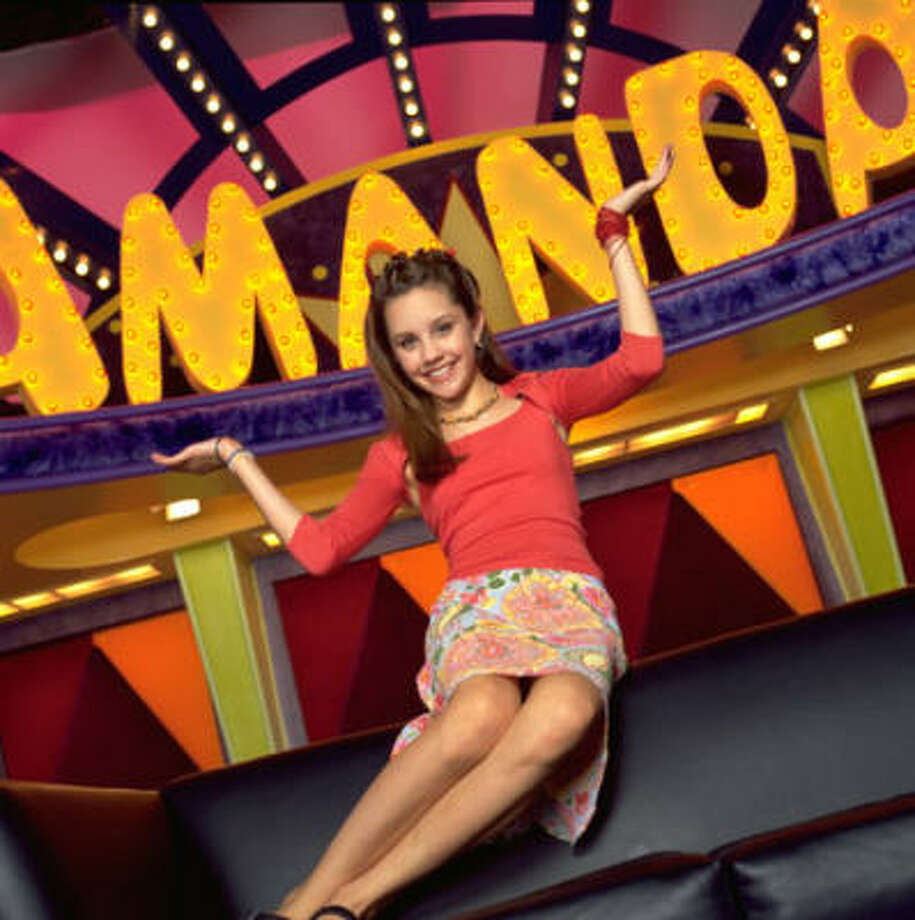 """Amanda Bynesstarred in """"All That"""" and """"The Amanda Show"""" in the late 90s."""