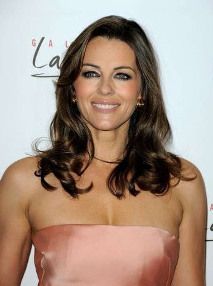 Elizabeth Hurley, June 1, 2010, nine days before her 45th birthday. Photo: Getty Images
