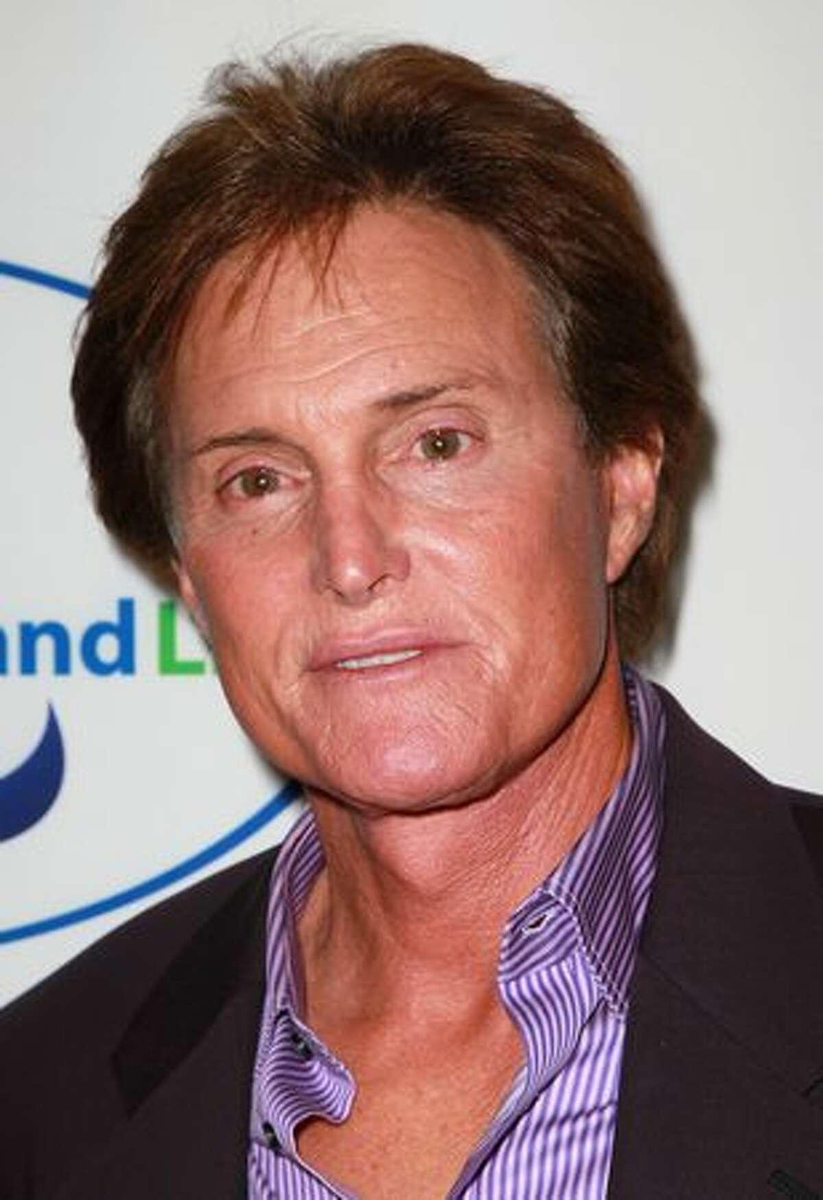 Bruce Jenner in 2010.