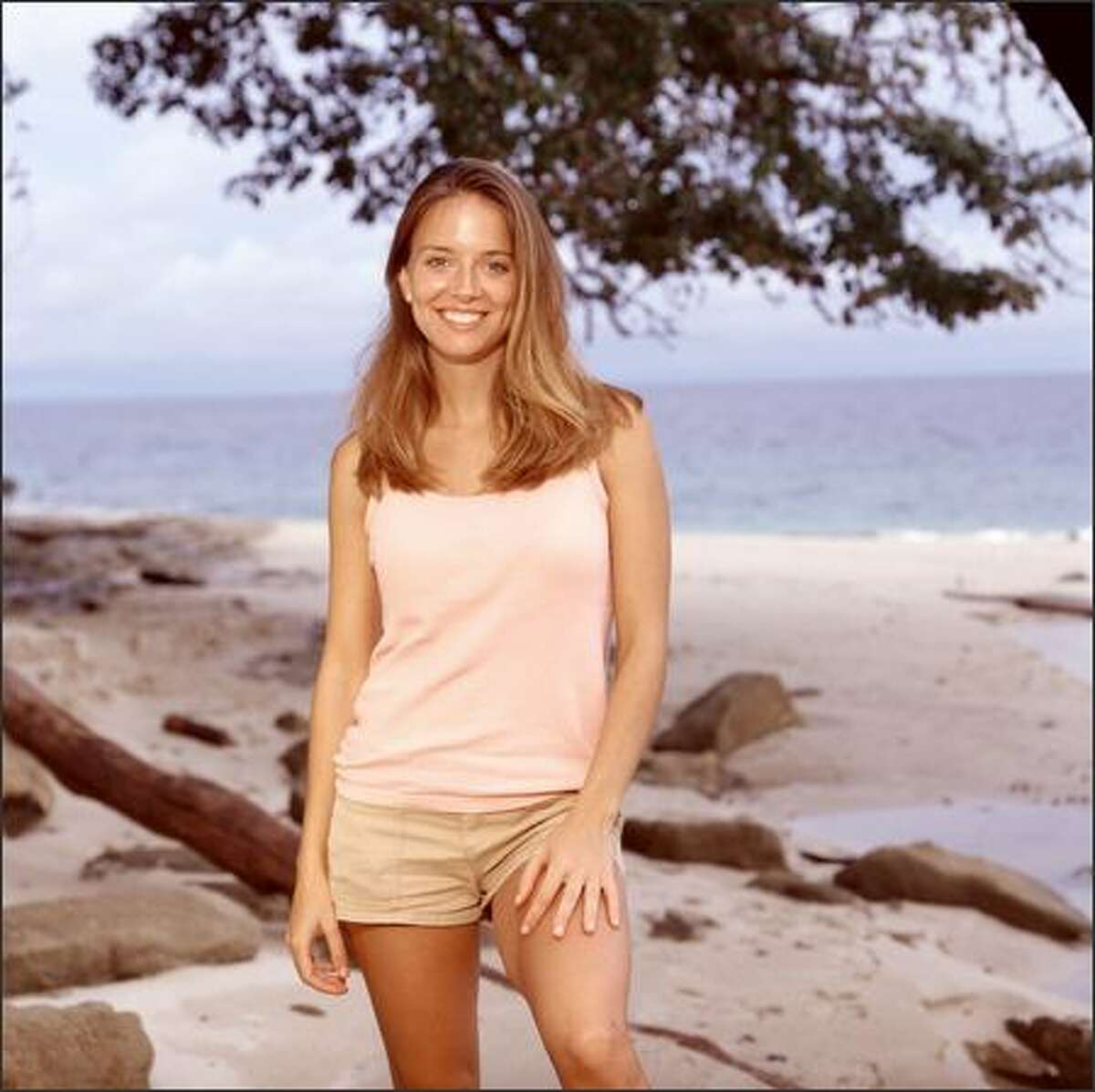 Amber Brkich (SURVIVOR: THE AUSTRALIAN OUTBACK) is one of the 18 castaways participating in SURVIVOR: ALL-STARS, set to premiere on CBS on Feb. 1.