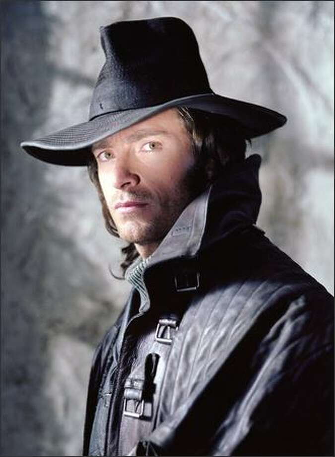 Hugh Jackman as legendary monster hunter Van Helsing. Photo: Universal Studios