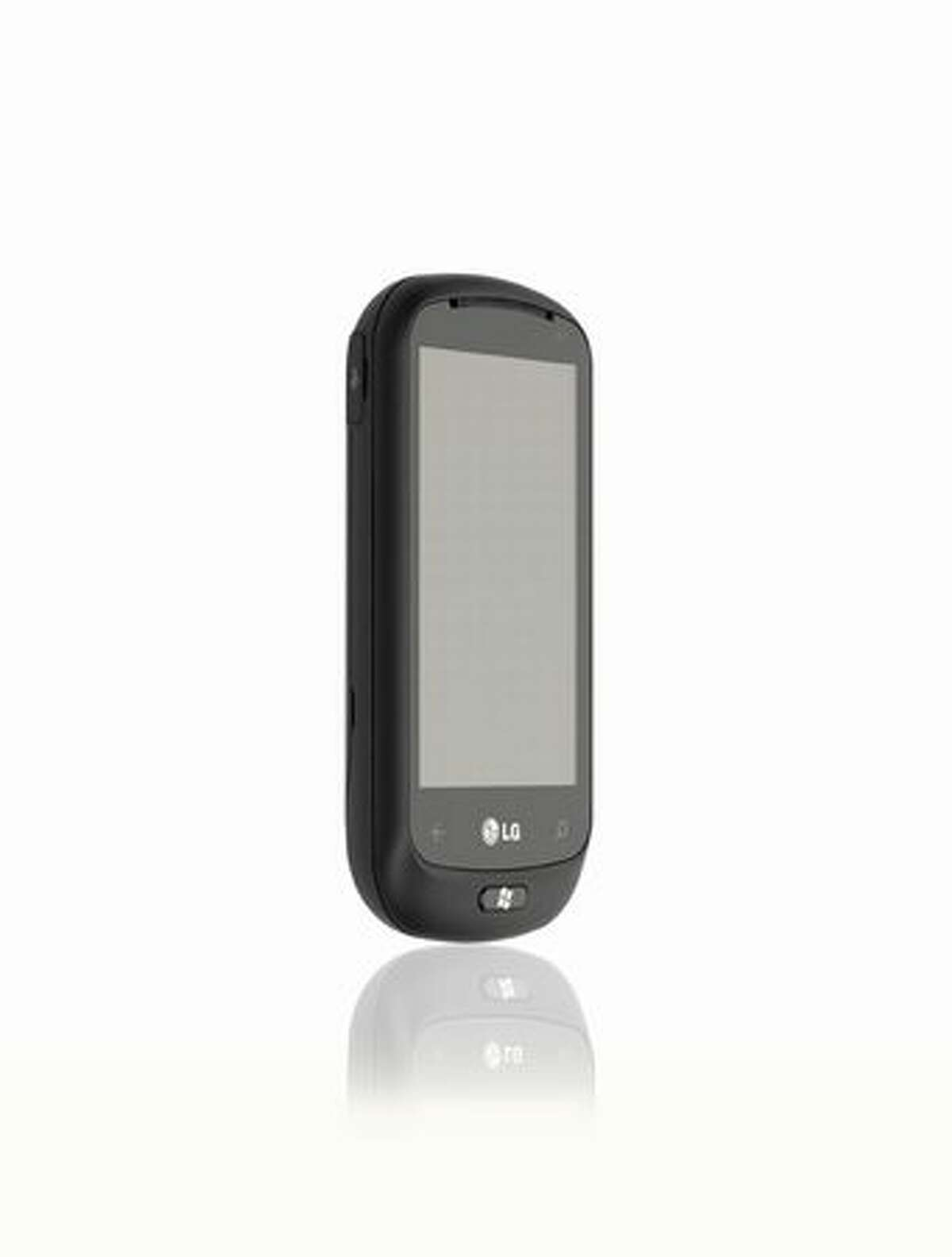 The LG Quantum with Windows Phone 7 is coming to AT&T in the U.S.