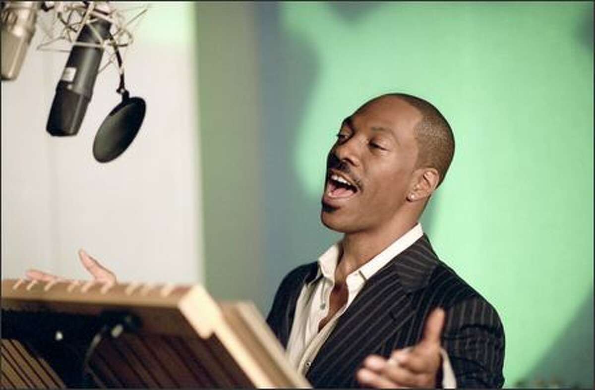 Eddie Murphy is the voice of Donkey, Shrek's best friend and loyal ally.