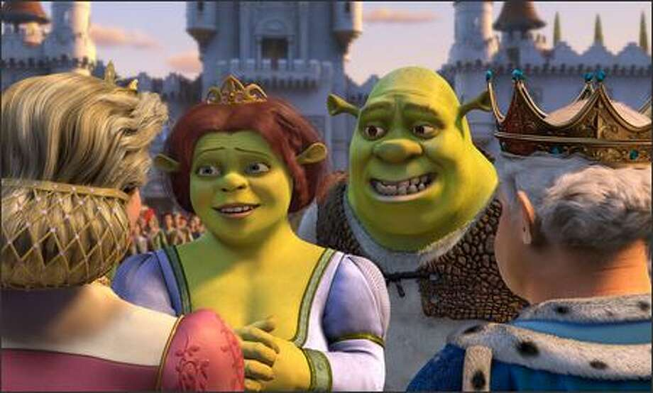 Shrek 2 (2004) - seattlepi.com