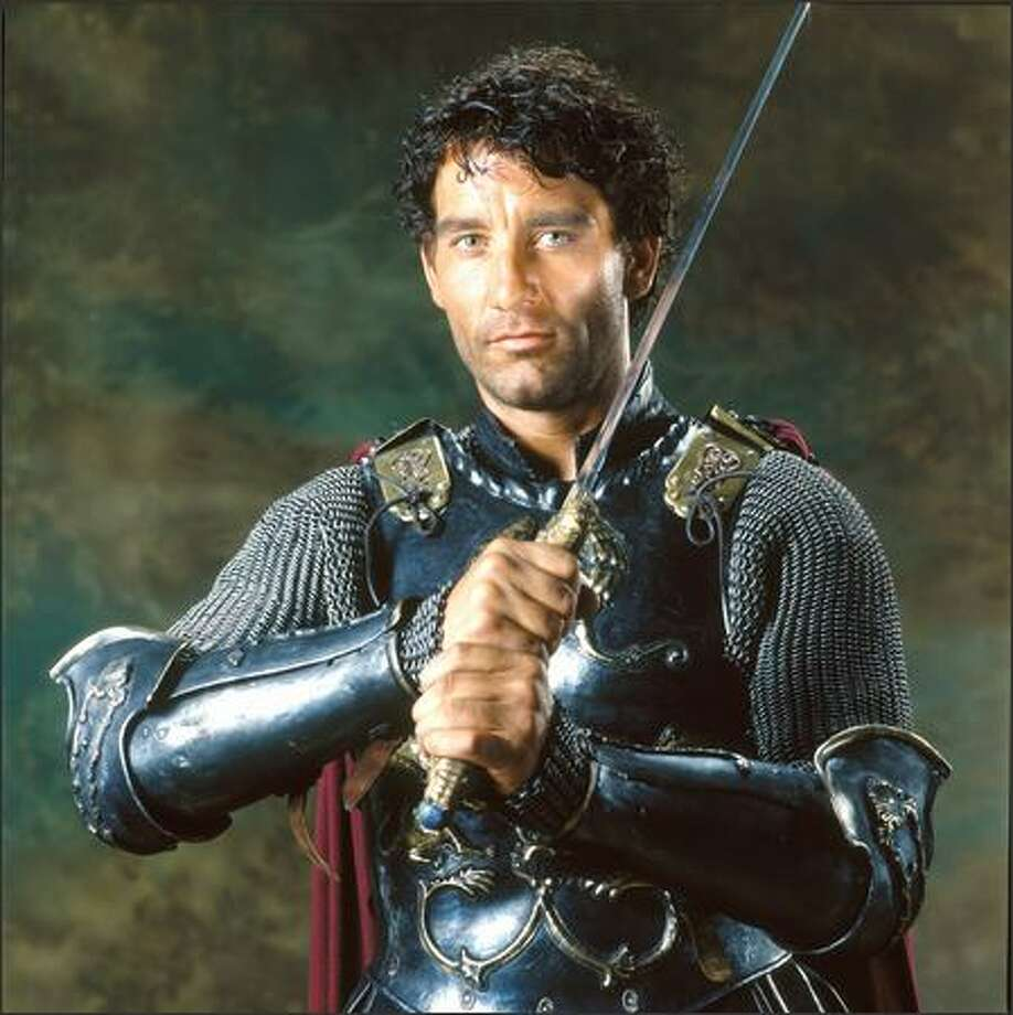"In ""King Arthur,"" Arthur (Clive Owen) -- not yet a king or a legend -- is the half-Roman, half-British commander of an elite squad of Sarmatian cavalrymen -- his ""knights"" -- in the fading days of the Roman occupation of Britain."
