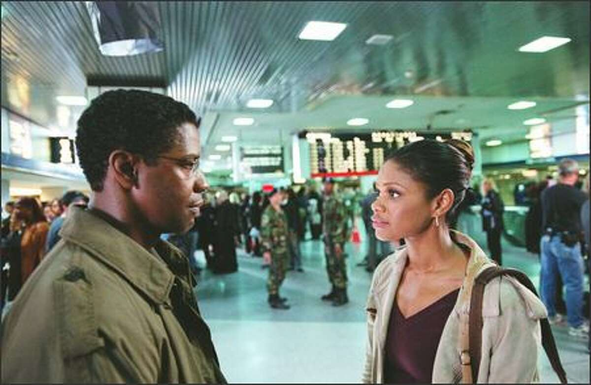 Suffering from disorienting, frightening hallucinations, Marco (Denzel Washington) is befriended by Rosie (Kimberly Elise), who introduces herself as a clerk from his corner grocery store.