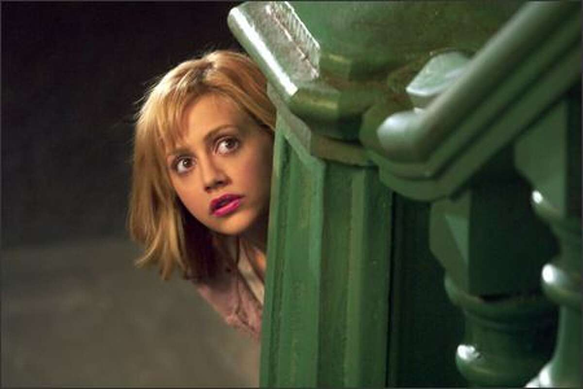 Brittany Murphy stars as Stacy Holt, a New York TV producer who gets more than she bargained for when she tries probing her boyfriend's past relationships in the romantic comedy