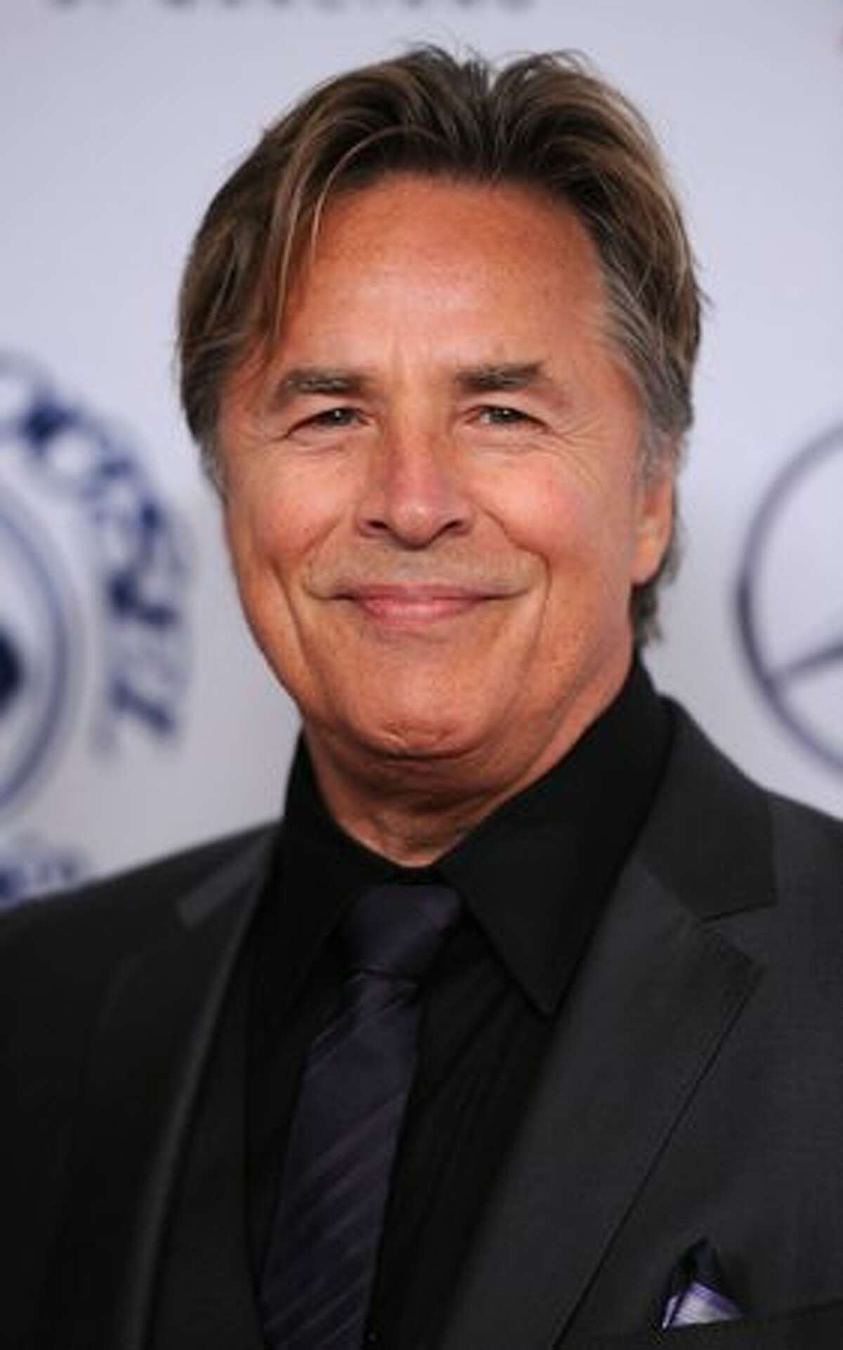 Actor Don Johnson arrives at the 32nd Anniversary Carousel Of Hope Gala at the Beverly Hilton Hotel in Beverly Hills, California.