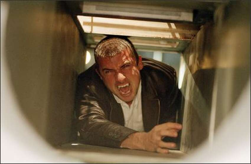 Dominic Purcell stars as Drake, a resurrected Dracula.