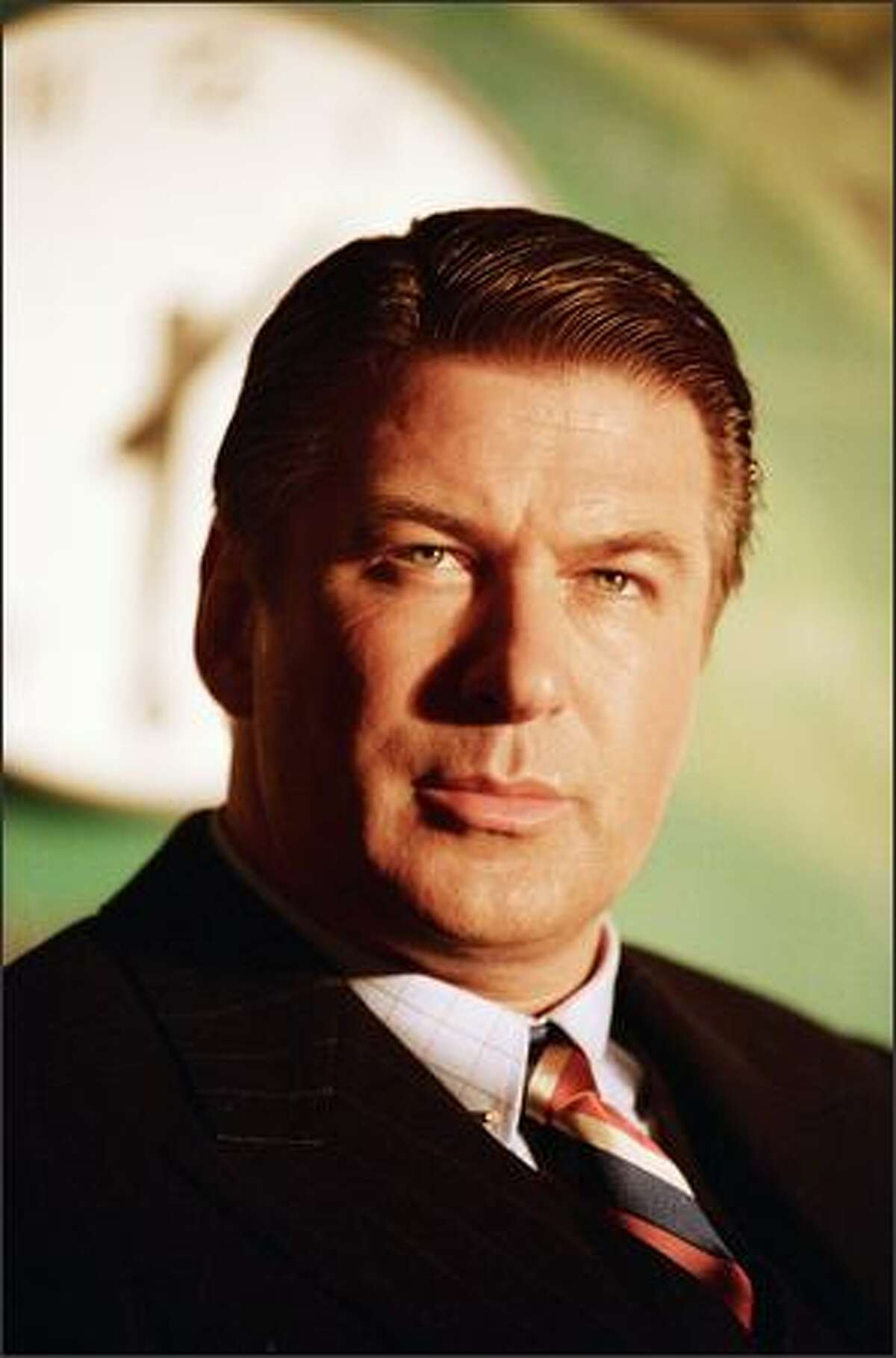 Alec Baldwin stars as Pan Am Head Juane Trippe in