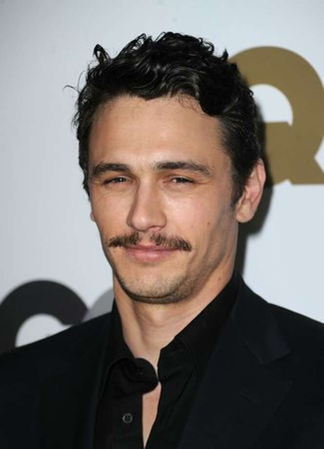 "Actor James Franco arrives at the 15th annual ""GQ Men of the Year"" party held at Chateau Marmont in Los Angeles, California. Photo: Getty Images"