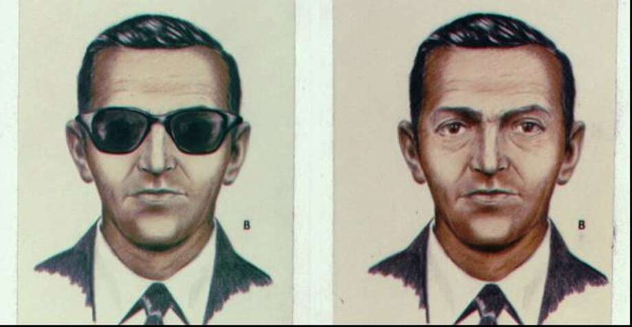 FBI sketches of D.B. Cooper. (FBI photo/provided by seattlepi.com file) Photo: P-I File