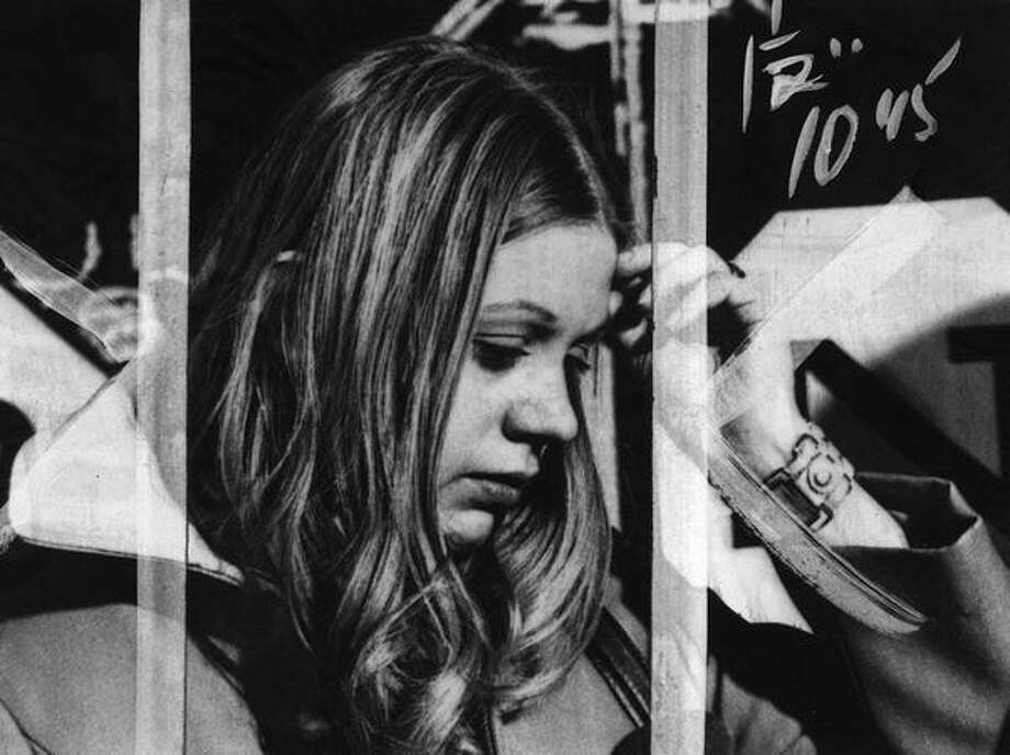 Flight attendant Tina Mucklow, who talked to hijacker D.B. Cooper, November 1971.  (The Associated Press/provided by seattlepi.com file) Photo: P-I File