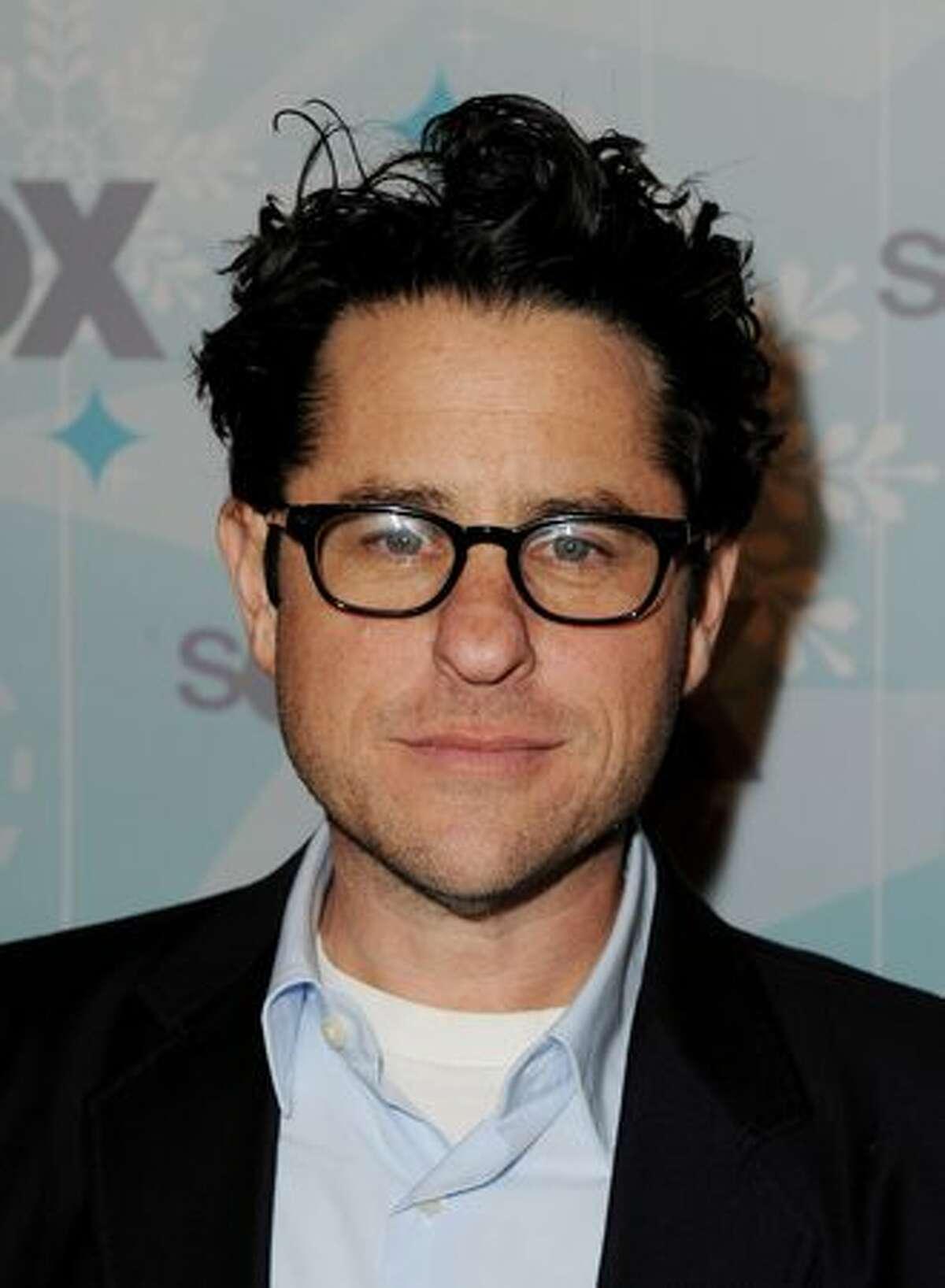 Producer J.J. Abrams arrives at Fox TV's TCA All-Star Party at Villa Sorriso in Pasadena, California.