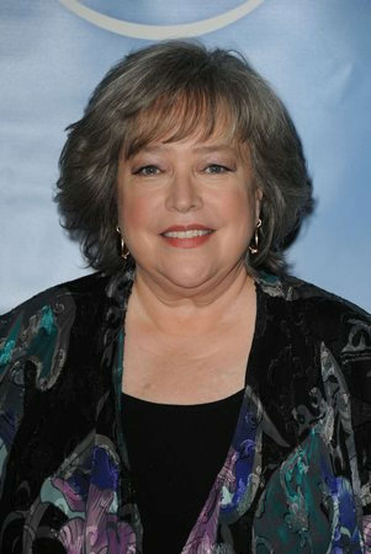 Actress Kathy Bates arrives at the NBC Universal 2011 Winter TCA Press Tour All-Star Party at the Langham Huntington Hotel in Pasadena, California.