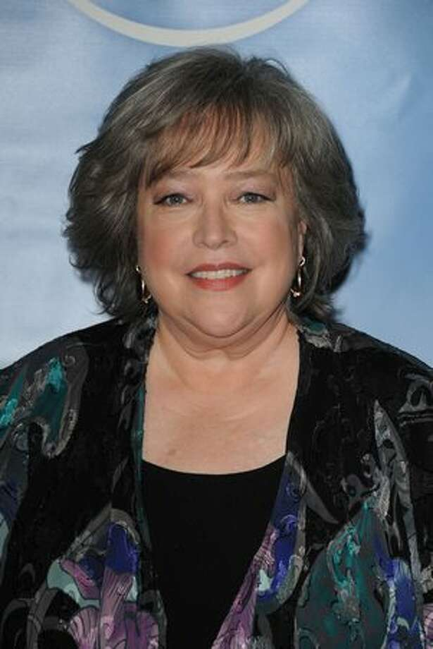 Actress Kathy Bates arrives at the NBC Universal 2011 Winter TCA Press Tour All-Star Party at the Langham Huntington Hotel in Pasadena, California. Photo: Getty Images