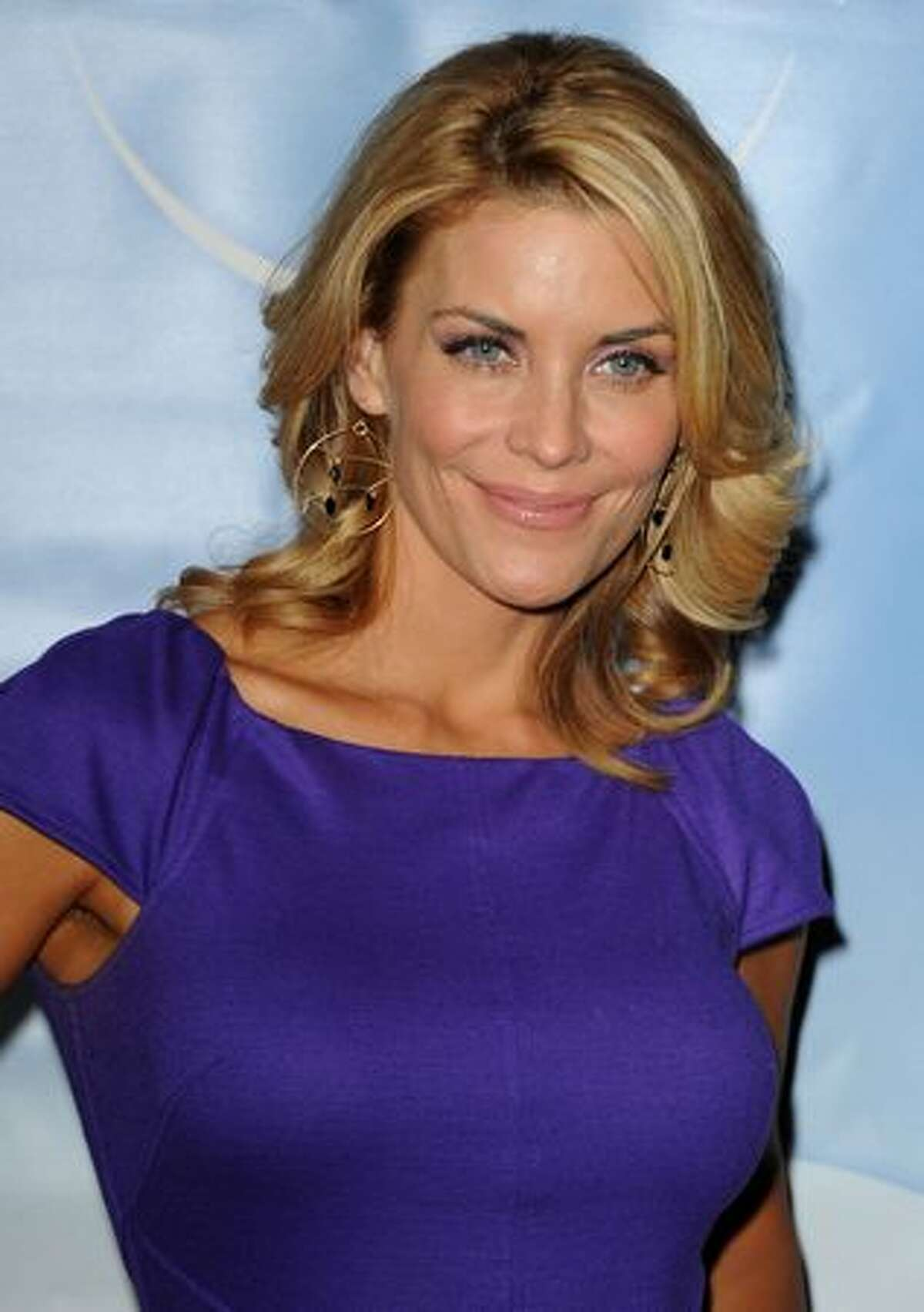 Actress McKenzie Westmore arrives at the NBC Universal 2011 Winter TCA Press Tour All-Star Party at the Langham Huntington Hotel in Pasadena, California.