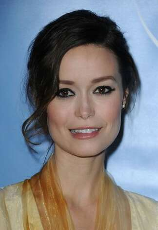 Actress Summer Glau arrives at the NBC Universal 2011 Winter TCA Press Tour All-Star Party at the Langham Huntington Hotel in Pasadena, California. Photo: Getty Images