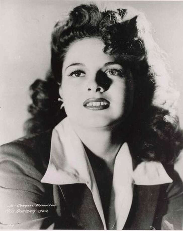 Miss America 1942 Jo-Carroll Dennison Tyler, Texas Photo: Miss America Organization
