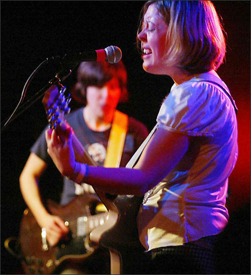 The homegirls of Sleater-Kinney are back for the first time in 10 years. They've already sold out two Seattle shows scheduled for May and added a third. Check out when and where they're performing and all the other big names headed our way. Photo: Paul Joseph Brown, Seattle Post-Intelligencer