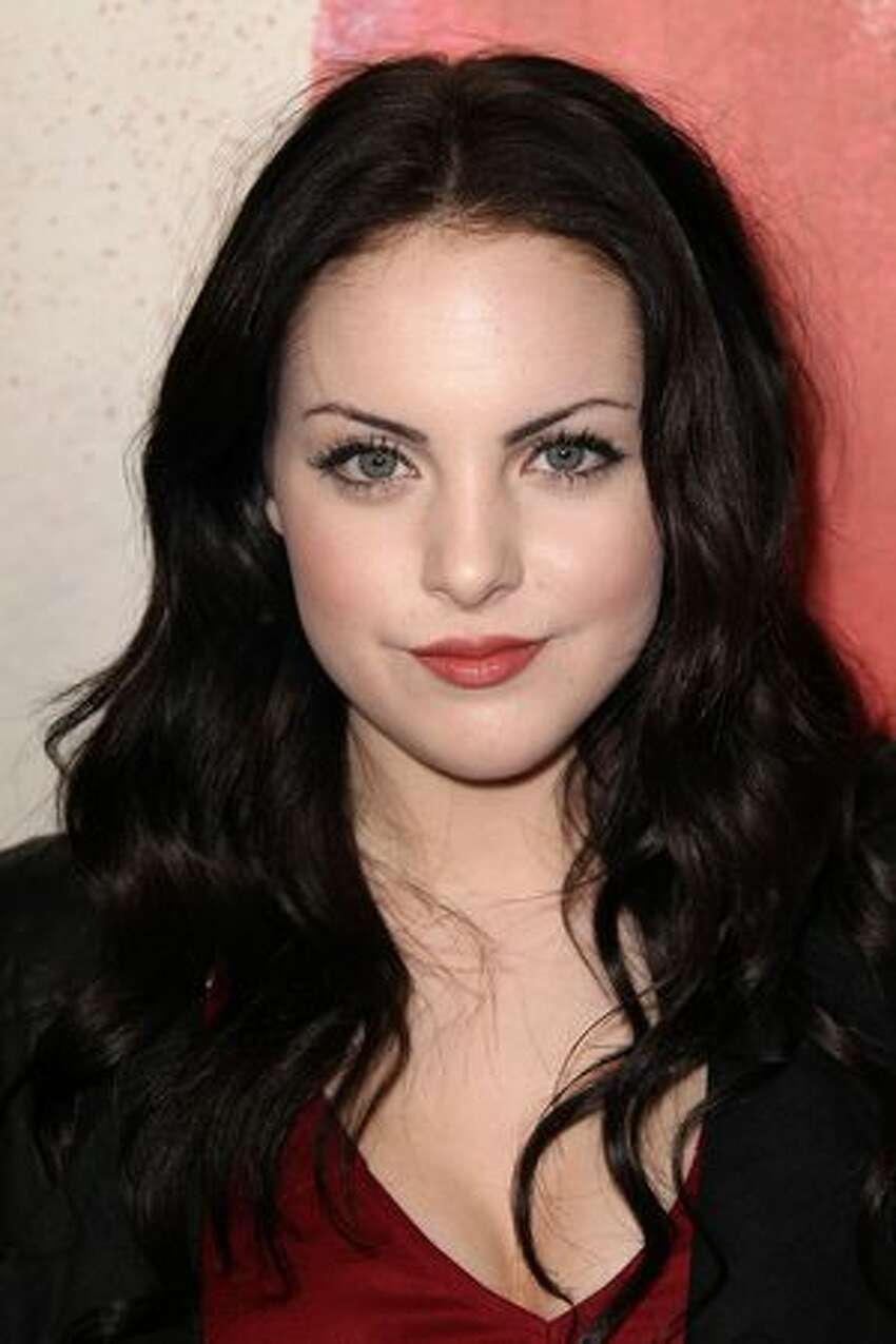Actress Elizabeth Gillies attends the premiere of