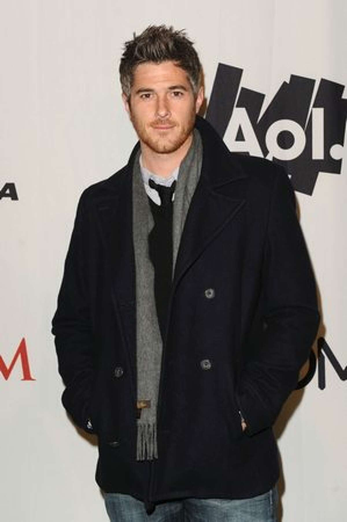 Actor Dave Annable attends.