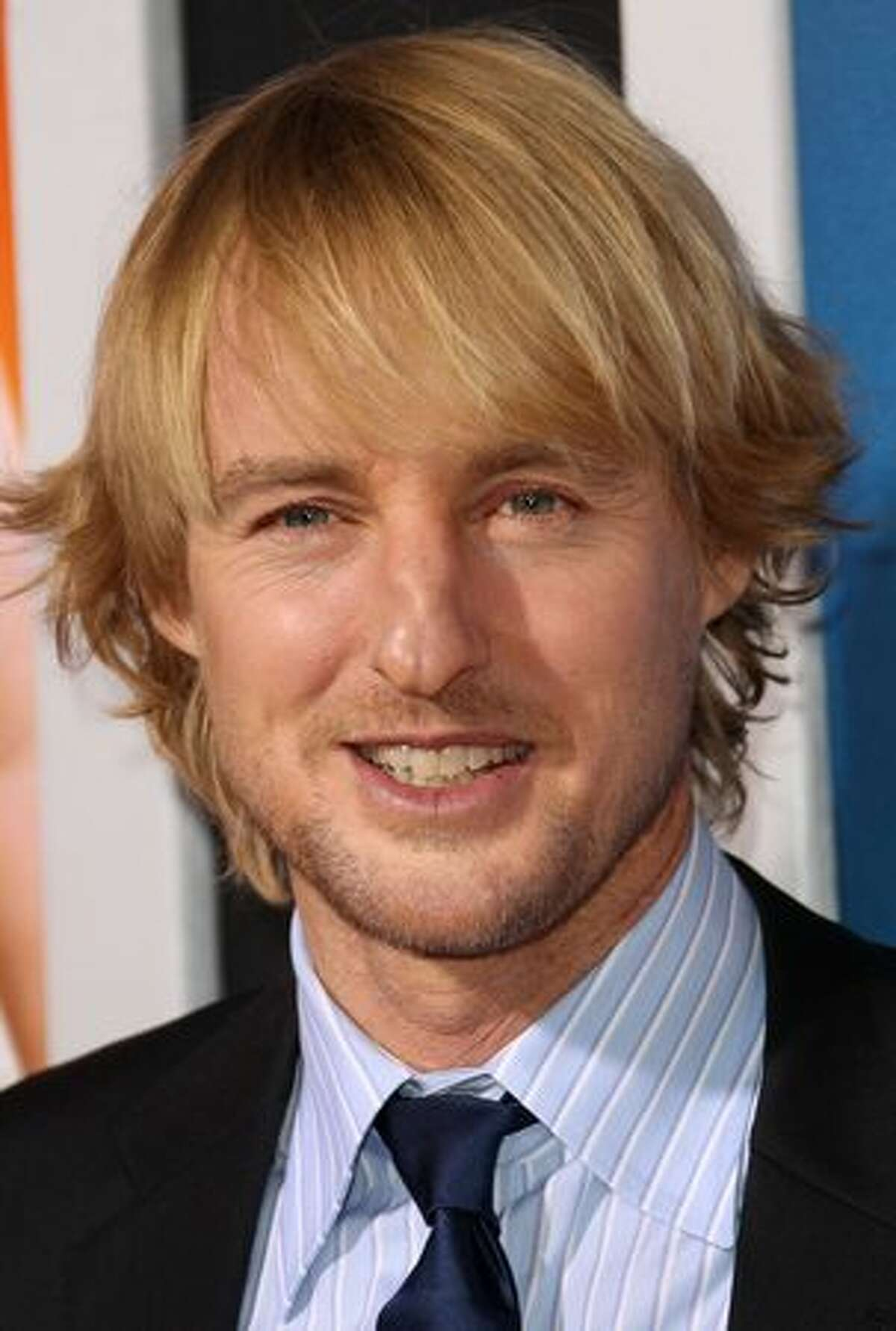 """Actor Owen Wilson attends the premiere of Warner Brothers' """"Hall Pass"""" at the Cinerama Dome in Los Angeles, California."""