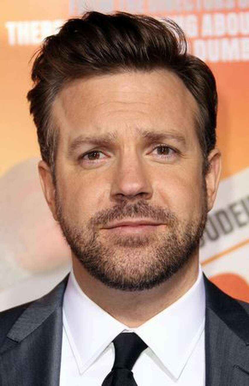 Actor Jason Sudeikis attends the premiere of Warner Brothers'
