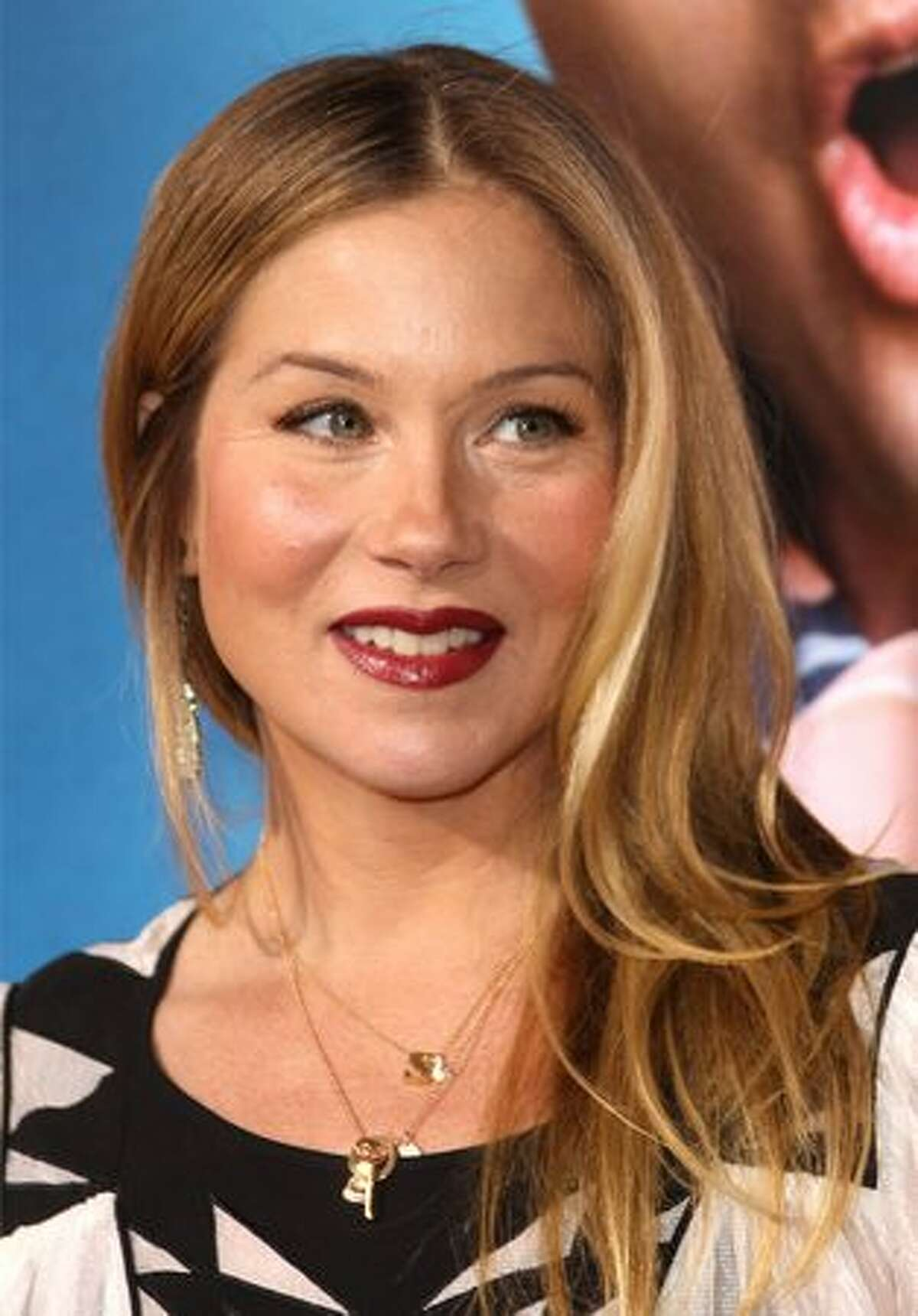 Actress Christina Applegate attends the premiere of Warner Brothers'