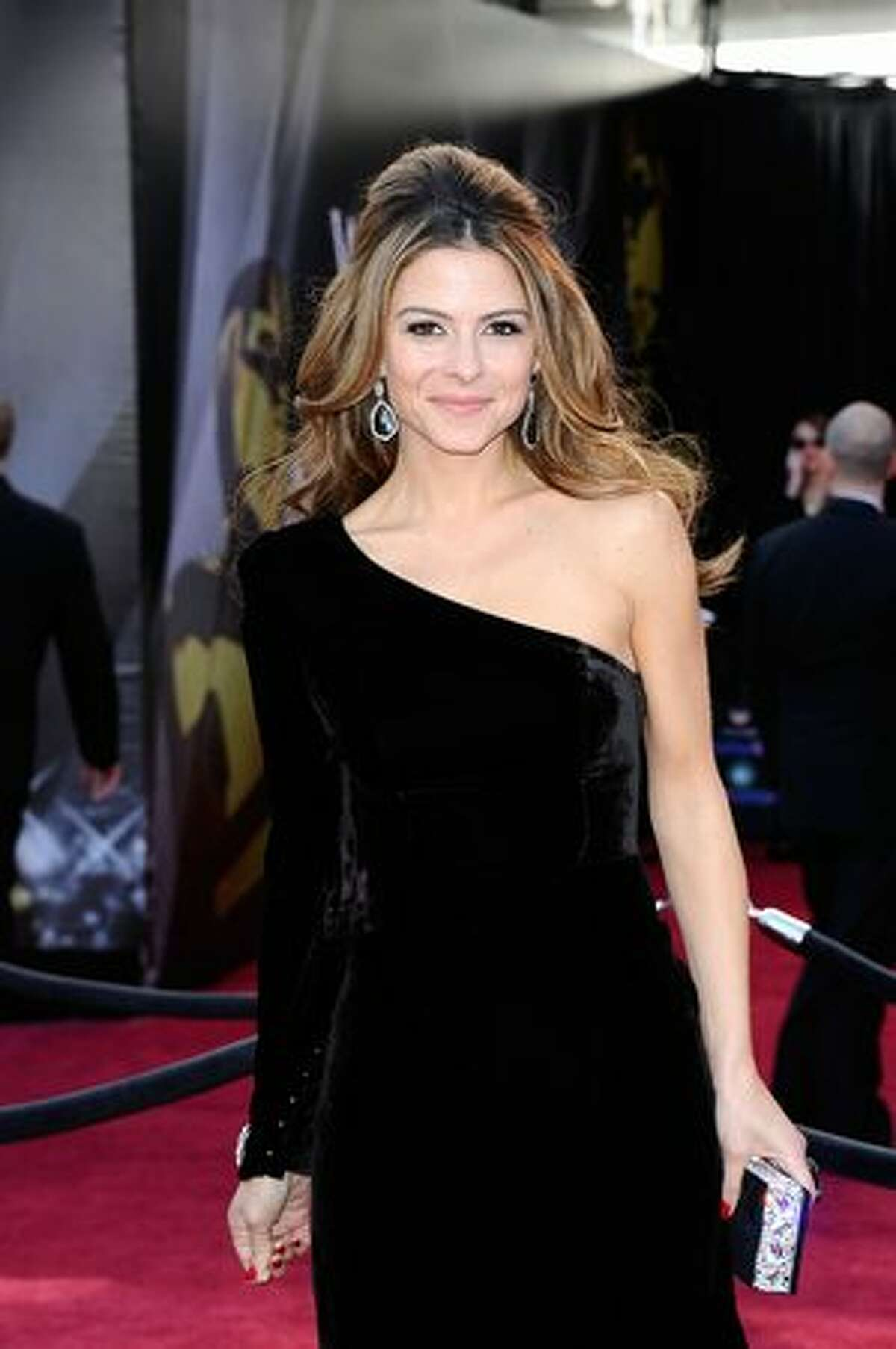 TV personality Maria Menounos arrives at the 83rd Annual Academy Awards held at the Kodak Theatre in Hollywood, California.
