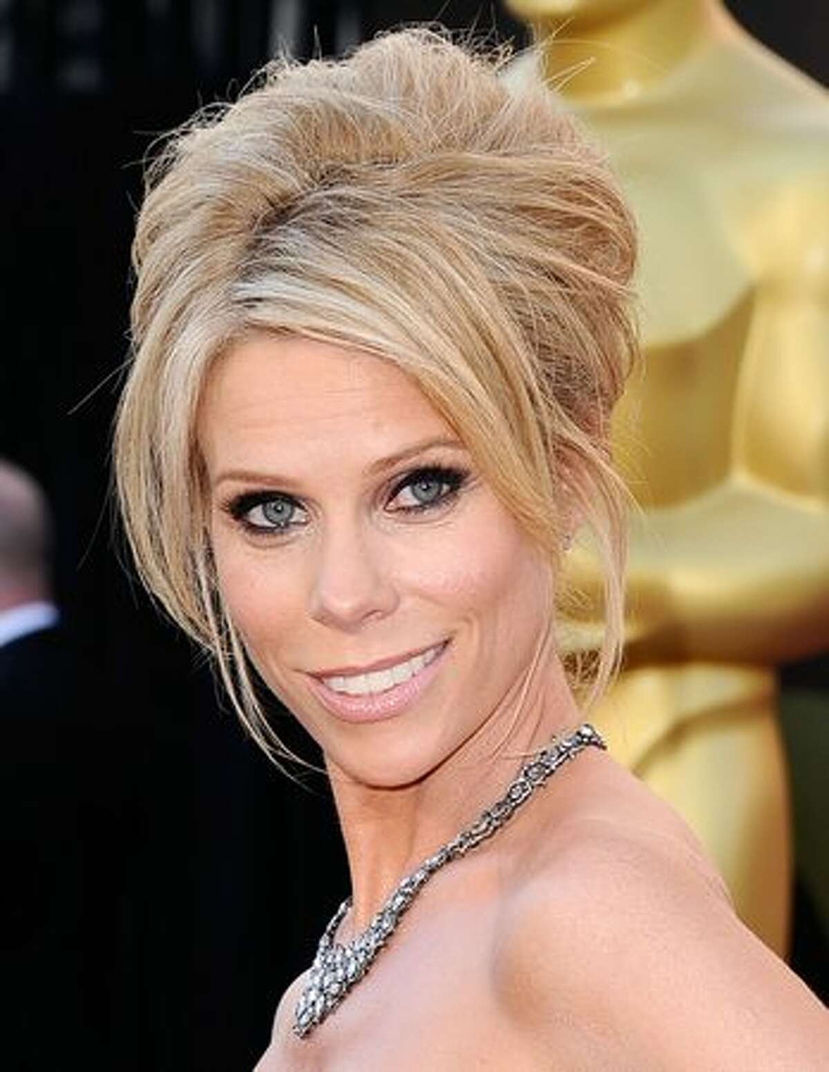 Actress Cheryl Hines arrives at the 83rd Annual Academy Awards held at the Kodak Theatre in Hollywood, California.