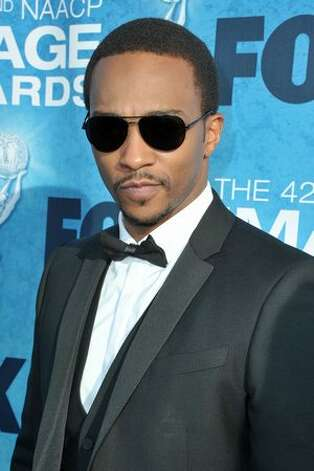 "OK, we lied. Anthony Mackie is set to star in the ""Avengers"" and ""Captain America"" sequels. Photo: Getty Images"