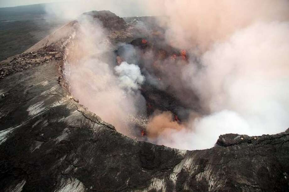 essay on volcanoes in hawaii