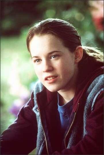 Meg Murray (Katie Stuart) is an intelligent but awkward ...