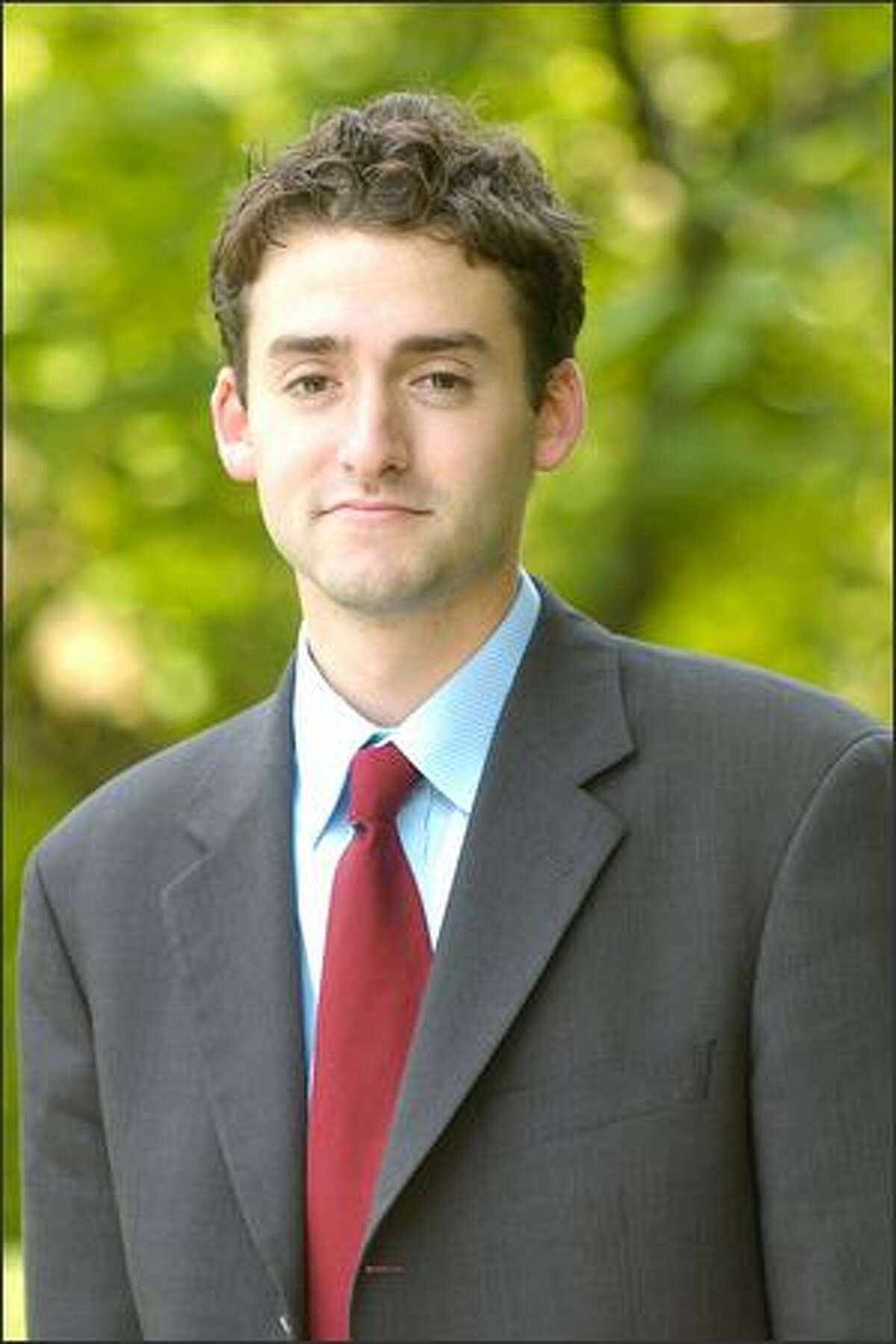 Andy Litinsky, 23, recent Harvard grad, Boca Raton, Fla.: At the age of 13, Andy co-founded a concert package company that focused on both corporate and individual clients. The youngest of four boys, he learned to use his speaking skills to defend himself at an early age and won the U.S. National Debate Championship in Commentary Speaking in 1999. At Harvard, he was a founding member of an organization dedicated to fighting infectious diseases in developing countries. A competitive tennis player, Andy is looking forward to continued success both in and out of the Boardroom.