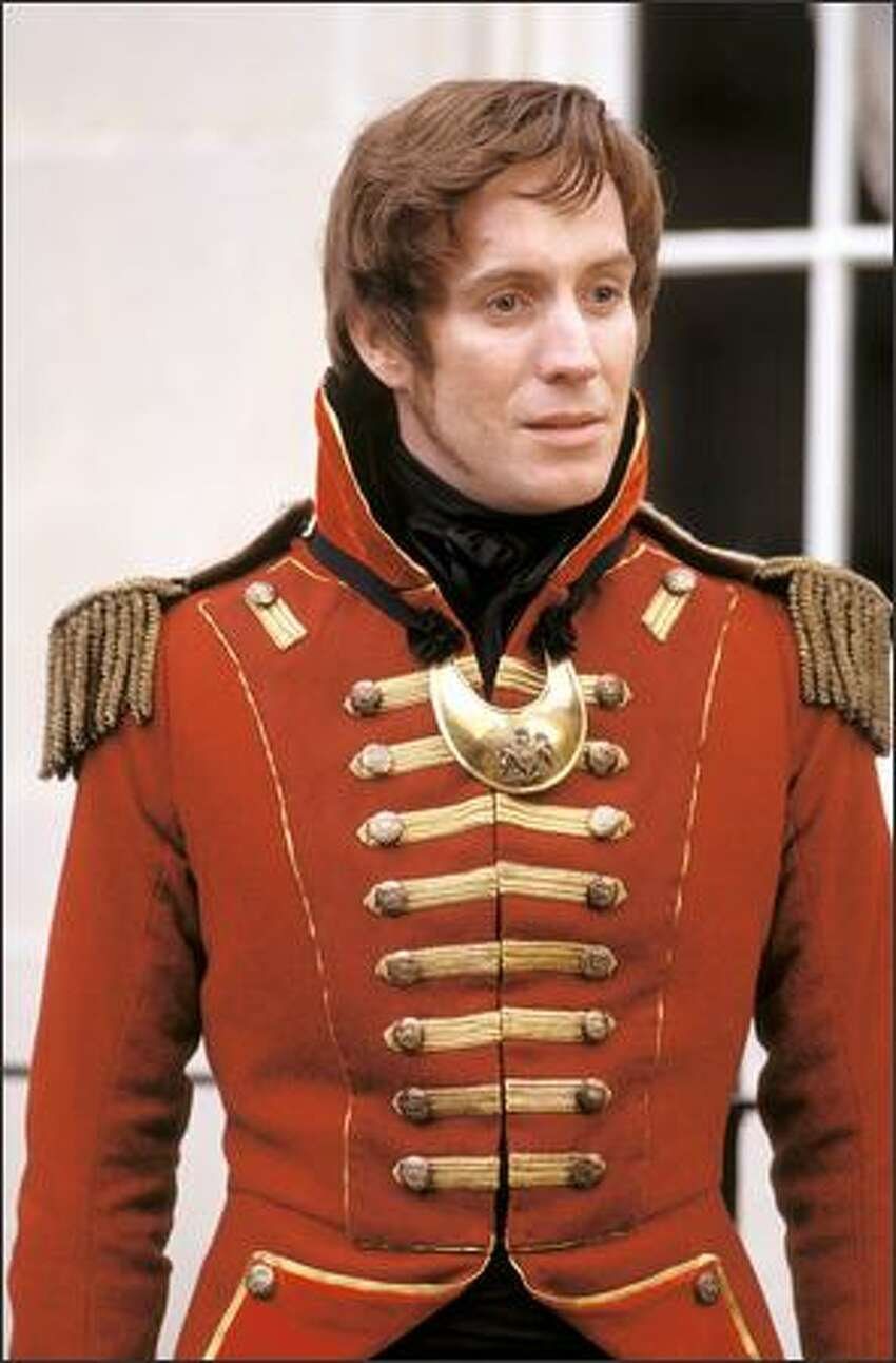 Rhys Ifans stars as William Dobbin. Ifans had a memorable role as
