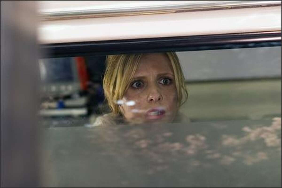 """Coming off a seven-year stint in the TV series """"Buffy The Vampire Slayer,"""" Sarah Michelle Gellar assumed the role of the central character, Karen."""
