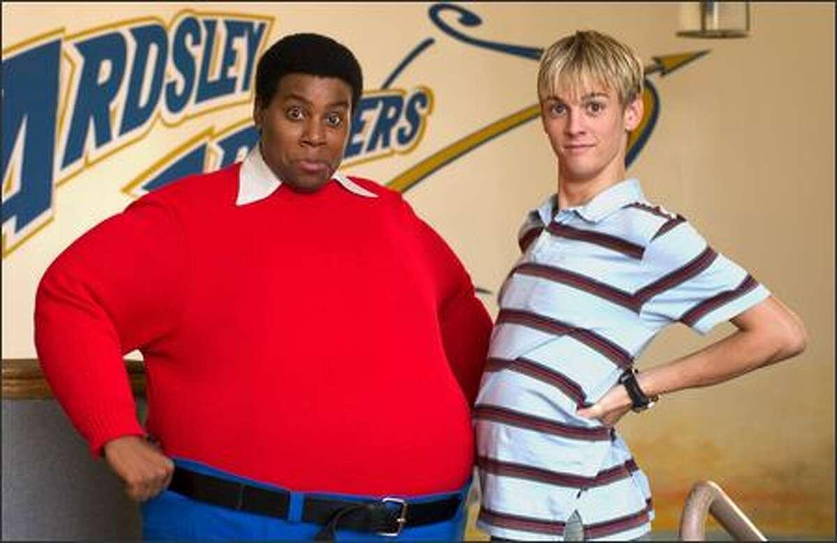 Fat Albert (Kenan Thompson) makes a