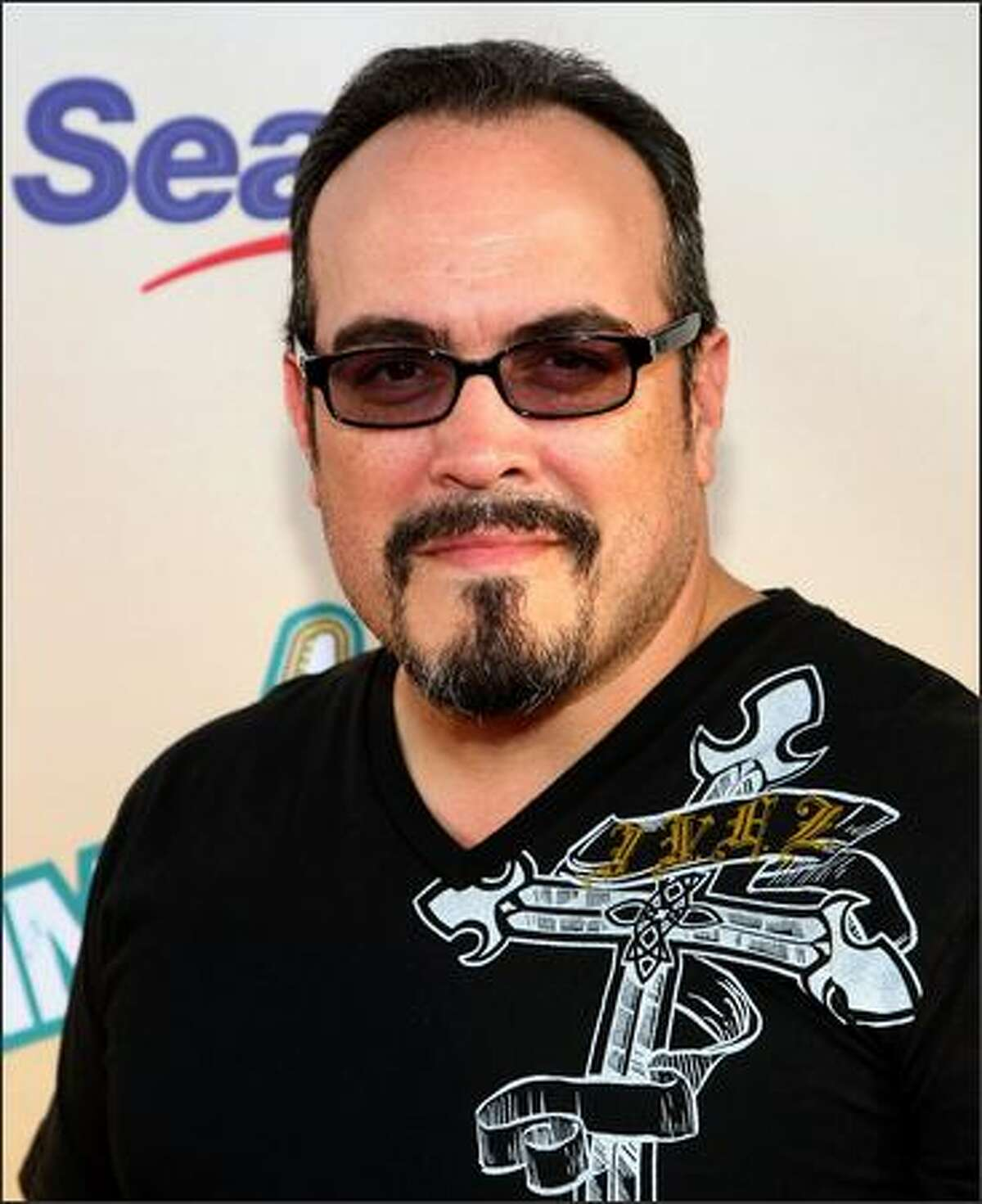 Actor David Zayas arrives at the premiere of MTV's