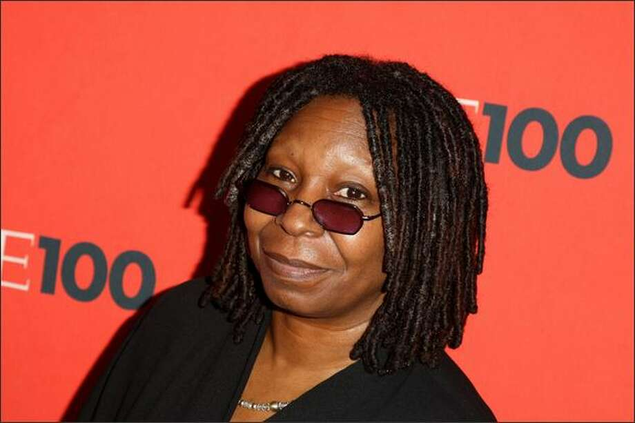 Actress Whoopi Goldberg attends. Photo: Getty Images