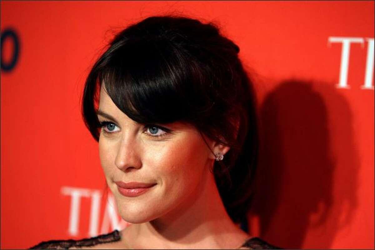 Actress Liv Tyler attends.